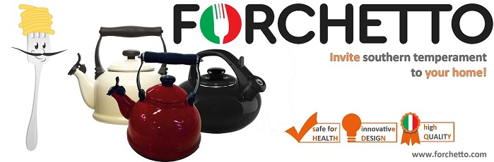 Forchetto kettles